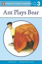 Ant Plays Bear Penguin Young Readers, Level 3