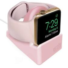 Apple Watch 38mm & 42mm Night-Stand Holder Cradle in Pink by Orzly®