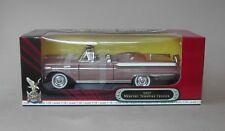 1:18 Yat Ming 1957 Mercury Turnpike Cruiser Convertible - Brown Metallic