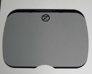 Spinflo Argent Hob Glass Lid - Smoked