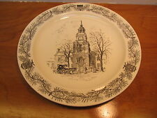 vintage wedgwood decorative plate