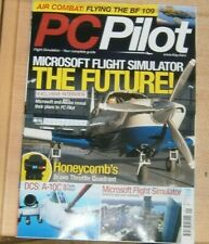 PC Pilot Magazine Sep/oct 2020 Microsoft Flight Simulator Preview Microprose