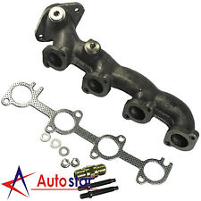 Exhaust Manifold Left Driver Side For Ford Pickup Truck Expedition 4.6L 97-98