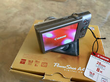 Canon PowerShot A4000 IS 16.0MP Digital Camera - Silver