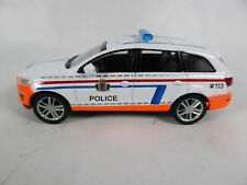 Audi Q7 Luxembourg Police - 1:43 - Ist Diecast Model Car PM32