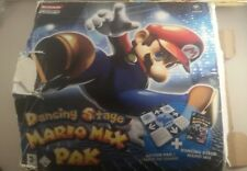 nintendo gamecube dance mat only - gamecube dancing stage mario mix dance mat