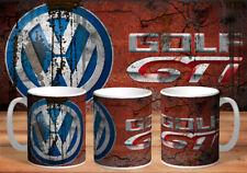 Volkswagen GTI  OIL CAN MUG RETRO #1