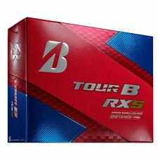 Bridgestone Tour B RXS Golf Balls 1 Dozen - White