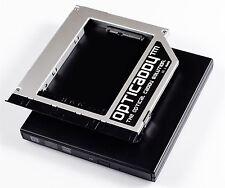 Opticaddy SATA-3 HDD/SSD Caddy+bezel+DVD Case Dell Latitude E6430