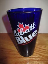 "Canadien LABATT BLUE Brewery London, Ontario 6"" Beer Glass"
