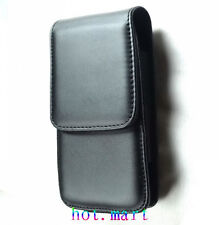 New Black Leather Belt Clip Cover Pouch Case for Apple iPhone 5 5G 5S 5C