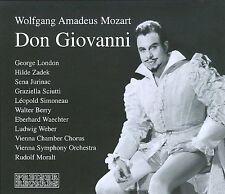 Wolfgang Amadeus Mozart: Don Giovanni (CD, 3 Discs, Preiser Records)