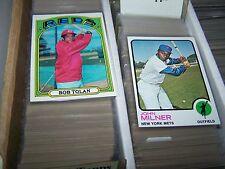 1970 1972 1973 1974 1975 Topps w/ Mini, Stamp, etc Complete Your Set Pick 10 EX