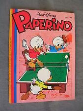 PAPERINO E C. #  63 - 12 settembre 1982 - CON INSERTO - WALT DISNEY - OTTIMO