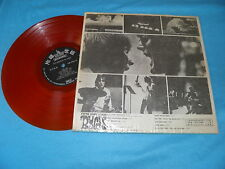 The Byrds - Fifth Dimension - RARE Far East Press RED Vinyl 1966 LP Collectors