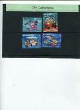 THEMATIC WALT DISNEY MICKY MOUSE * MALDIVES 4V # A114