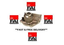 NEW WATER PUMP ROVER MGF,MGTF,MGZR,MGZS,MGZT,METRO*FAST DELIVERY*