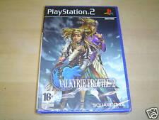 VALKYRIE PROFILE 2 SILMERIA SONY PLAYSTATION 2 PS2 NEW