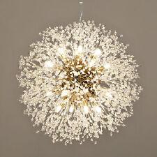 Modern Sputnik Chandelier Fireworks Pendant Light Crystal Ceiling Light Fixture