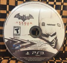 Batman: Arkham City (Sony PlayStation 3, 2011) USED (DISC ONLY) #10453
