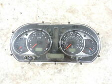 06 Aprilia Scarabeo 500 Scooter gauges speedometer tachometer dash meters