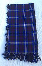 "Heritage Of Scotland Tartan Kilt Fly Plaid/Men's Fly Plaids 48""X 48""/fly Plaids"
