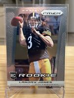 2013 Panini Prizm Football #258 Landry Jones RC Pittsburgh Steelers