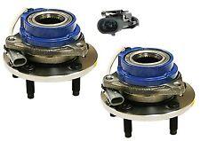 2001-2005 PONTIAC Aztek (ABS) Front Wheel Hub Bearing Assembly (PAIR)