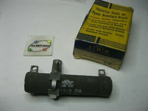 """IRC 2000 Ohm Wire Wound Movable Tap Resistor 2-1/2"""" - NOS Qty 1"""