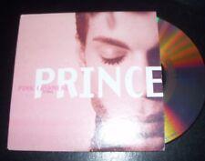 Prince Pink Cashmere Australian Card Sleeve CD Single