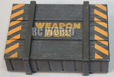 RC 1/10  Scale Truck  Accessories Plastic STORAGE WEAPON BOX
