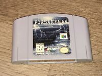 Forsaken 64 Nintendo 64 N64 Cleaned & Tested Authentic