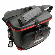 Fishing Tackle bag Tackle box Hard Case Shoulder Bag 15 Liter