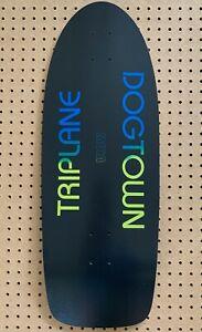 Dogtown DTS Triplane Muir Skateboard Deck reissue - Powell Sims Kryptonics