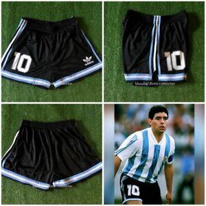 Maradona Argentina 1993 Short pantaloncini home (retro)