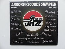 CD Arbors jazz records sampler ARCD 19192 RUBY BRAFF DICK HYMAN BOB WILDER