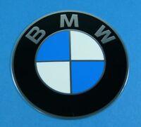 BMW Emblem original Teil, selbstklebend z.B Felgen 70mm Felgenemblem NEUWARE