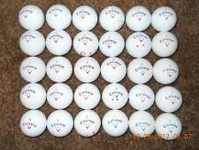 30 Callaway Big Bertha Golf Balls