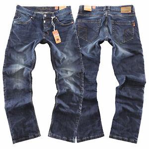 Timezone Herren Jeans Eduardo TZ 3728 raywash  Größen wählbar NEW