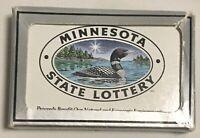 VIntage Minnesota State Lottery Mallard Duck Bridge Poker Cards Deck Extra Joker