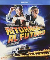 Ritorno Al Futuro - La Trilogia - Cofanetto 4 Blu Ray - Nuovo Sigillato