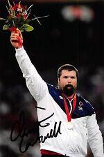 Christian Cantwell - USA - Leichtathletik - Olympia 2008 - SILBER - Foto sig (3)