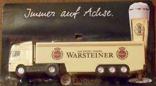 Warsteiner Bier- & Brauerei Minitrucks für Sammler