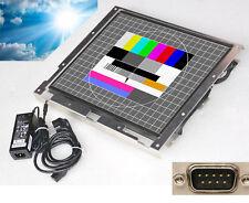 "17"" diagonale 43cm 9-pin CGA input lampante immagine openframe monitor display"