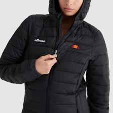 Ellesse Womens Lompard Padded Jacket Black *SAME DAY DISPATCH*