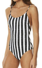NEW + TAG BILLABONG WOMENS SIZE 14 LASENORA ONE PIECE SWIMWEAR SWIMSUIT BLACK