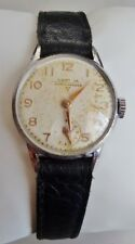 B CERTINA KURTH FRERES VINTAGE REMONTAGE MANUEL MONTRE MANUAL WINDING WATCH