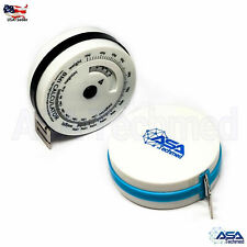 Weight Loss Tool 150cm Retractable Tape BMI Body Mass Index Measure Tools