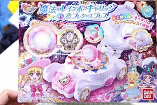 Witch Pretty Cure Magical Rainbow Carriage & Precious Bracelet Japan Newv bandai
