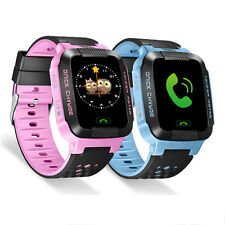 Anti-lost Children Kids Tracker SOS Call Smart Wrist Watch Phone Android IOS
